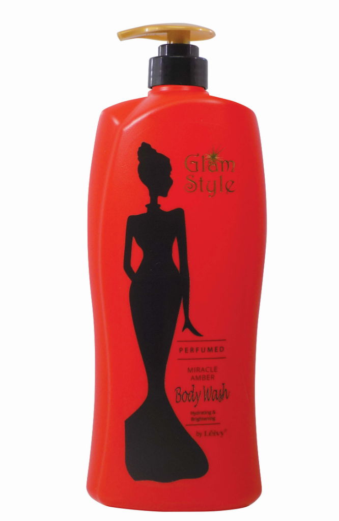 Glam Style Perfumed Body Wash MIRACLE AMBER (1000ml)