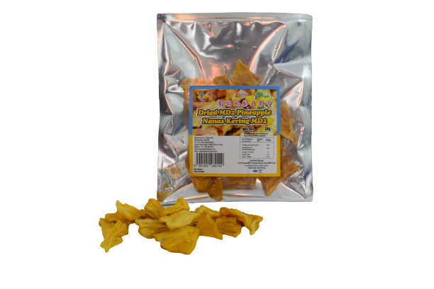 Dried Md2 Pineapple