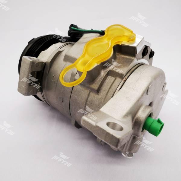Chevrolet GMC Hummer 4PK Car AC Compressor (Denso DCP33675)