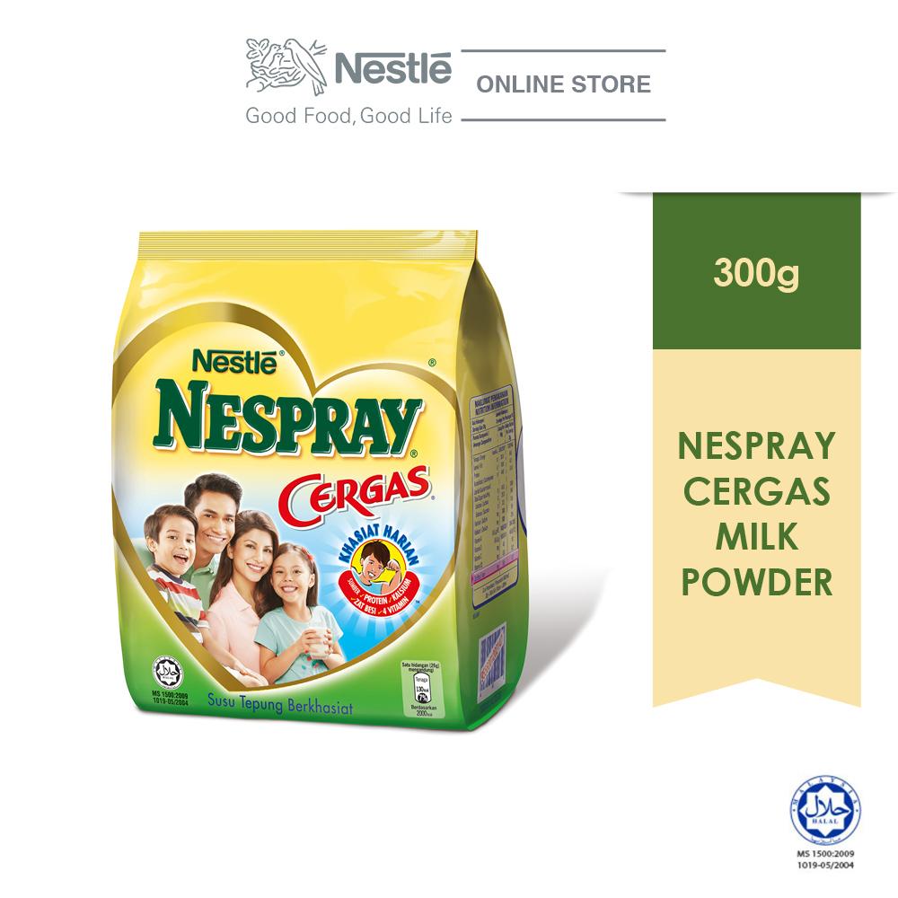 NESPRAY CERGAS Milk Powder Softpack (300g)