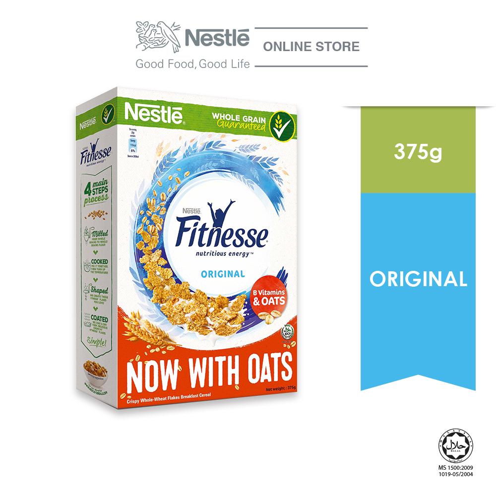 NESTLE FITNESSE Cereal 375g (Exp: NOV 2020)
