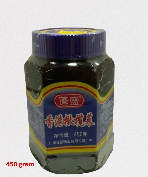 Authentic Olive Vegetable 玉蕾橄榄菜 (450 gram)
