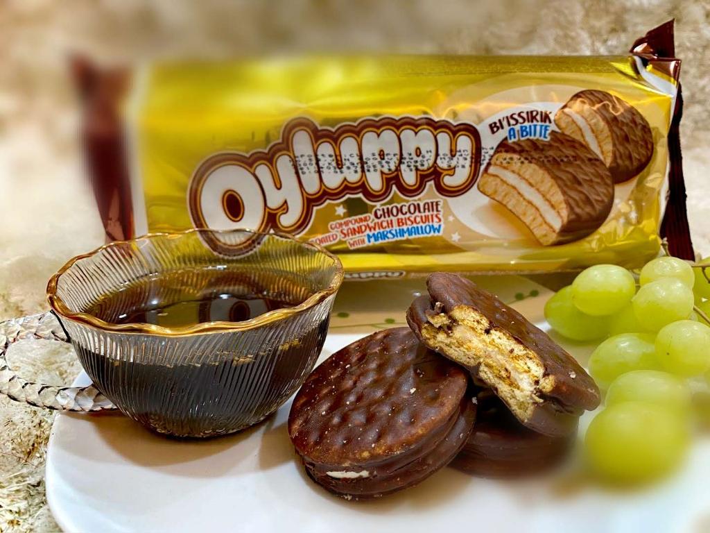 Oylum CHOCOLATE WITH MARSHMALLOW