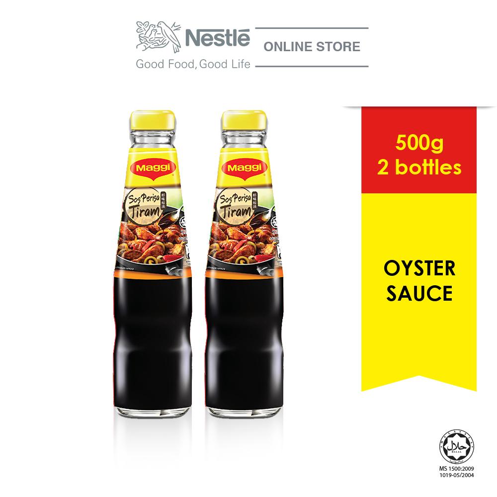 MAGGI Oyster Sauce 500g x 2 bottles