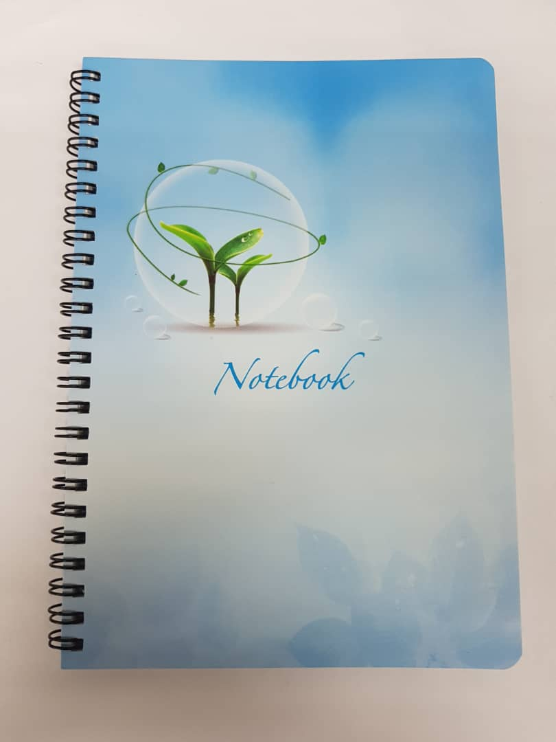 A5 Wire-O Note Book 70gsm