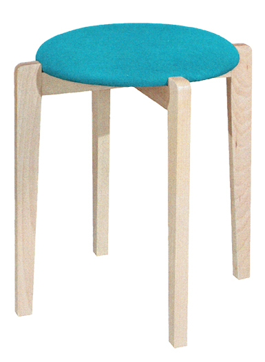 Stool Oska Green