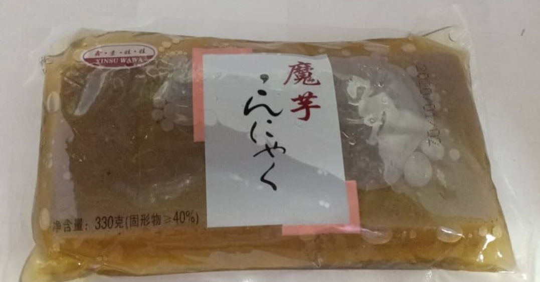 Vegetarian 魔芋食品 (330g)