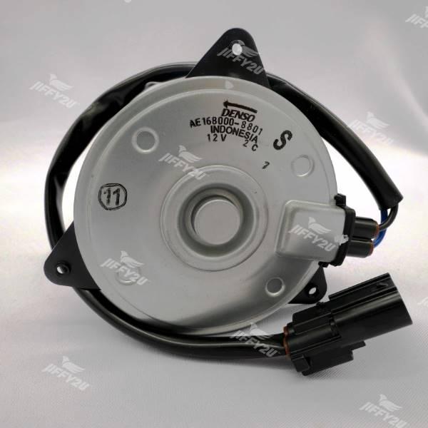 Honda Accord 08 2.0 Radiator Fan Motor (Denso 168000-8801)