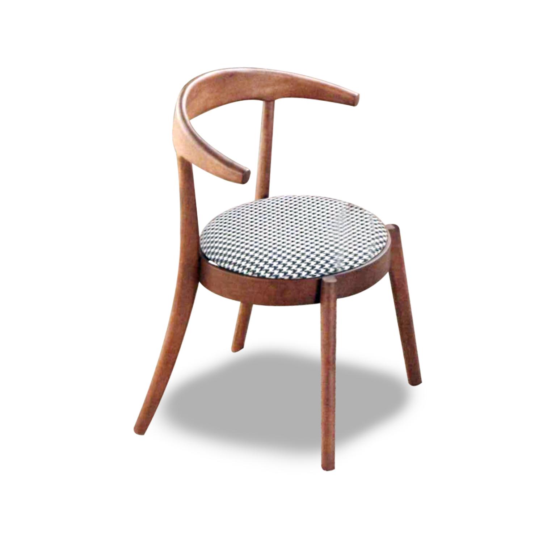 Dining Chair 2532 Black Breve