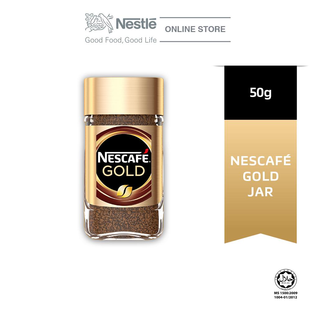 Nescafe Signature Gold Jar 50g