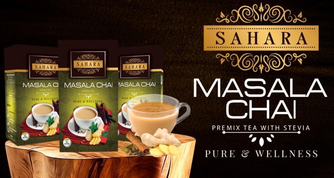 Masala chai - Indian spicy tea (10 sachets per box  x 20 grams)