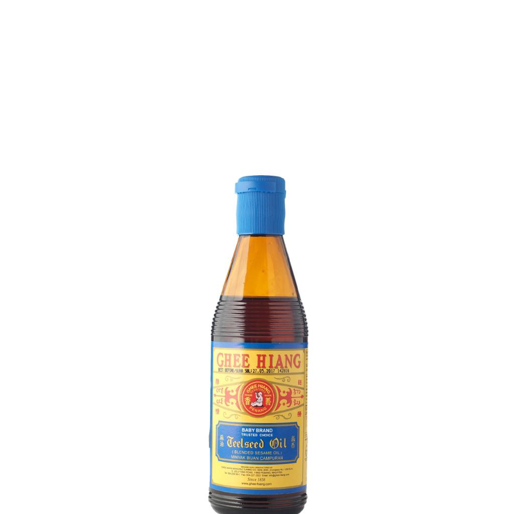 Ghee Hiang Blended Sesame Oil (Blue Label) 300ml