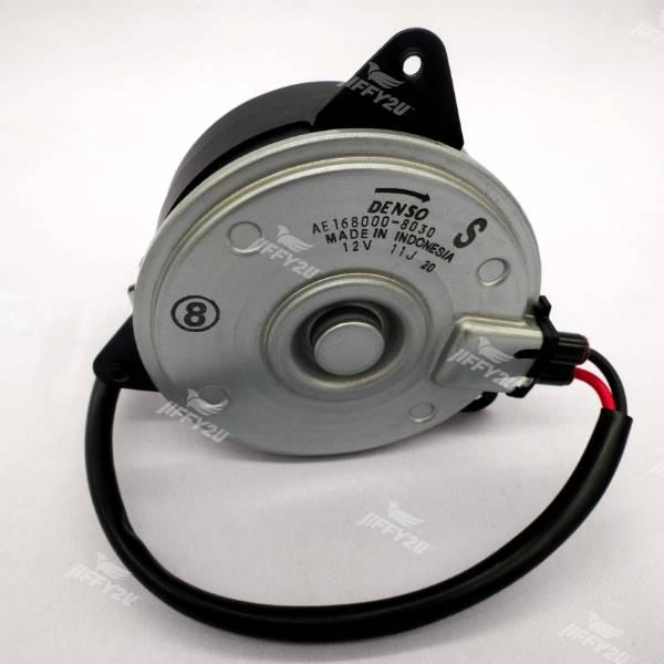 Honda Civic 2.0 Radiator Fan Motor (Denso 168000-8030)