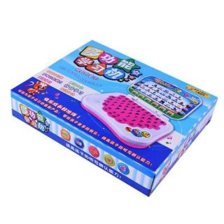 Children Chinese-English Learning Laptop Computer Toy 多功能学习机中英文切换