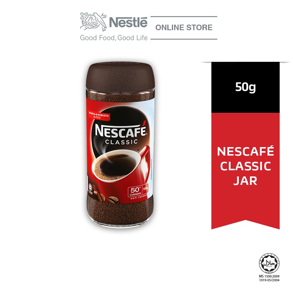 NESCAFE CLASSIC Jar 50g