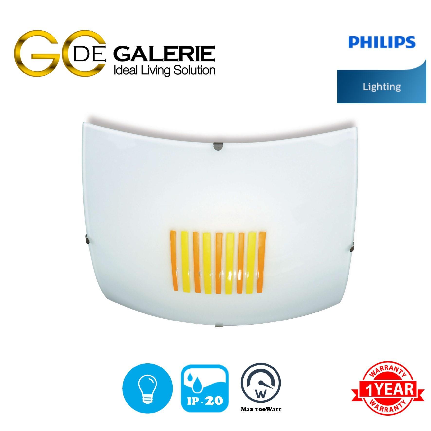 CEILING LIGHT PHILIPS 30144/34 QCG302 YL 1X100W