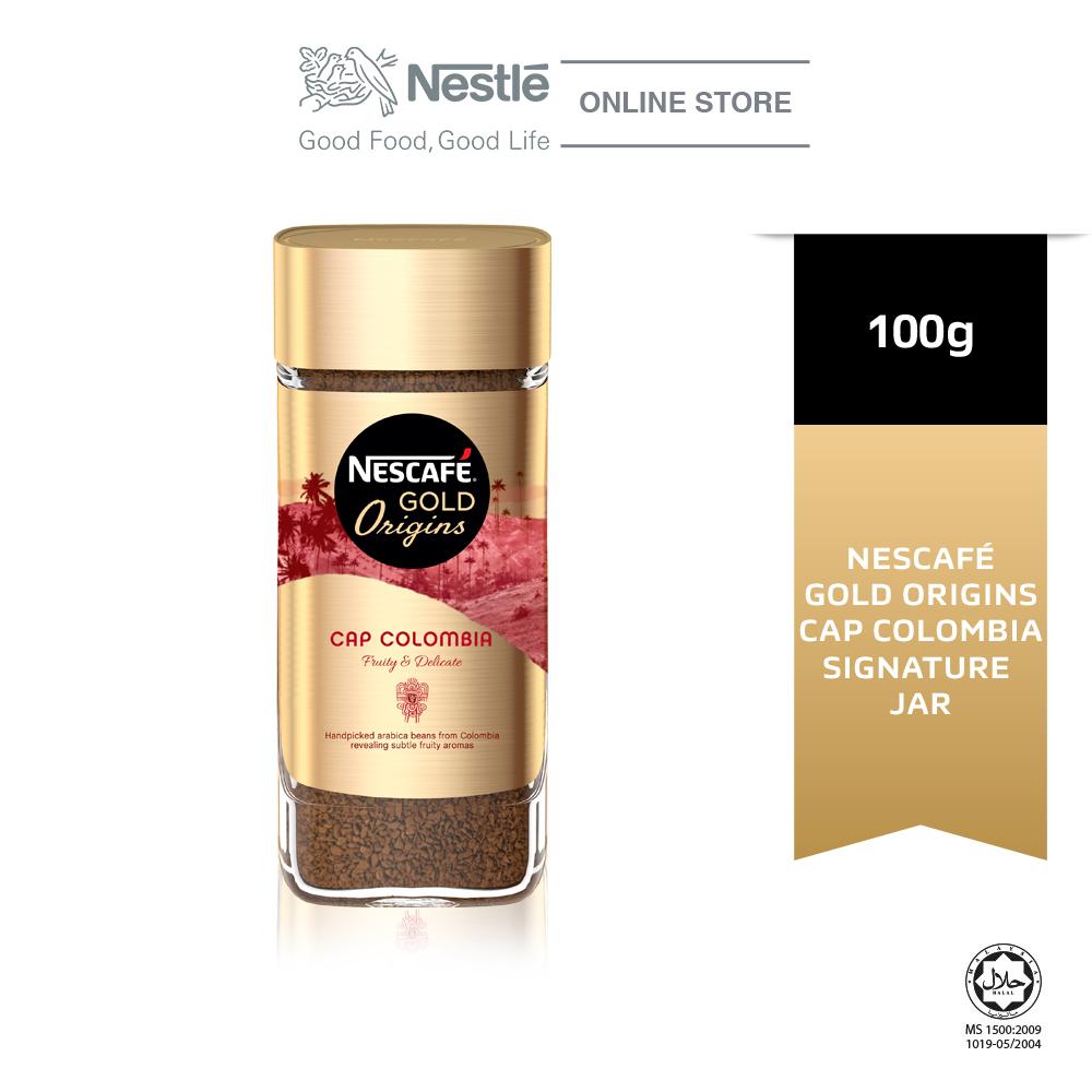 NESCAFE Gold Origins Colombia 100g