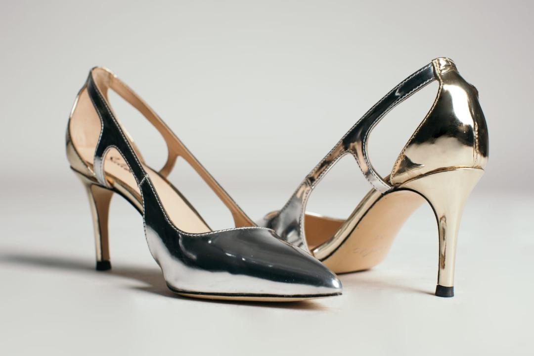 Sulise Heels Silver