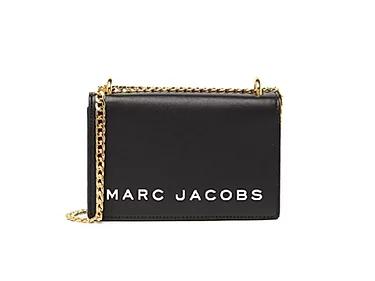 Marc Jacobs Double Take Logo Crossbody Bag