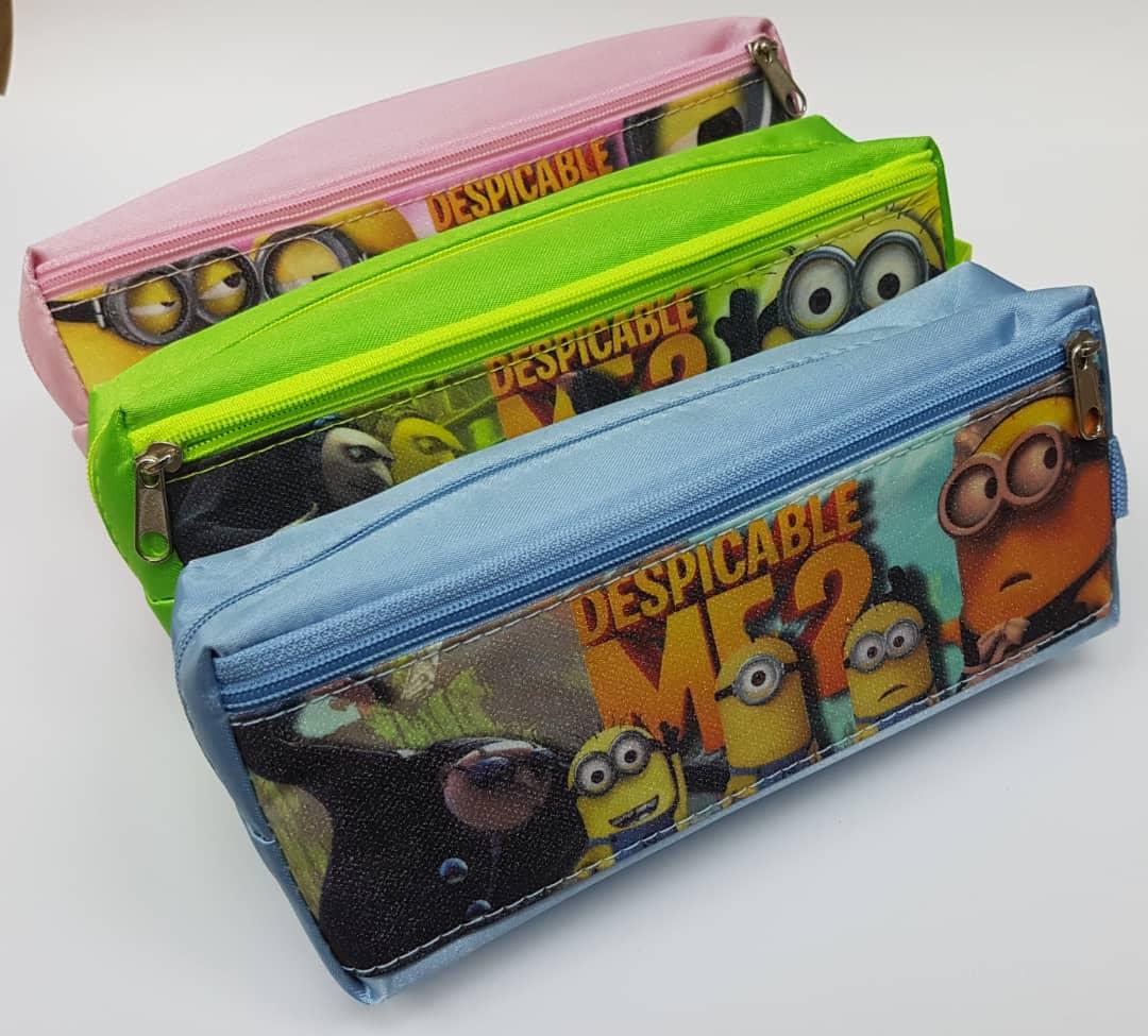Cartoon Minions Pencil Box