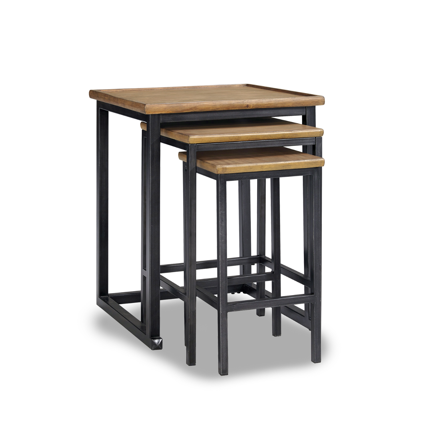 Nesting End Table T766-16