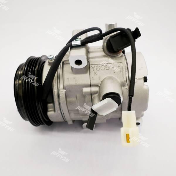 Perodua Myvi to 10S11C Compressor Motor (SWJ PER014)