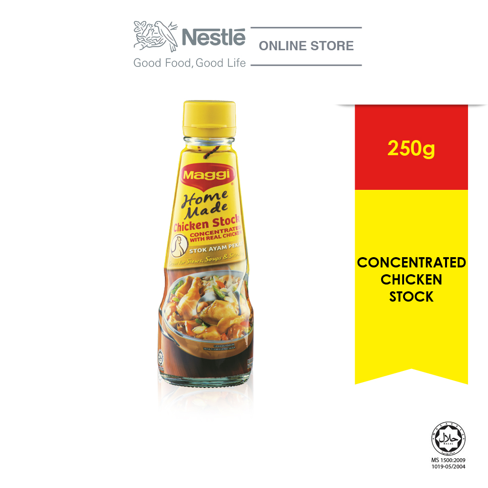 MAGGI Homemade Concentrated Chicken Stock (1 bottle of 250g)