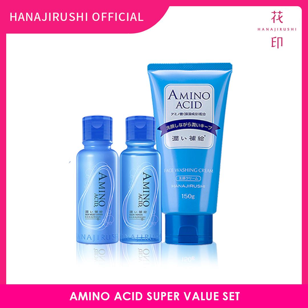 Hanajirushi Amino Acid Super Value Set