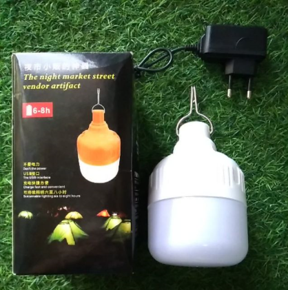 Rechargeable emergency LED light 60w