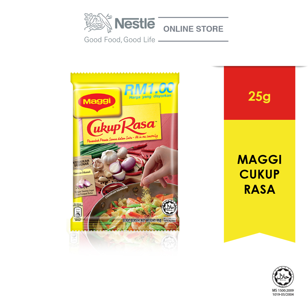 MAGGI Cukup Rasa All In One Seasoning 25g