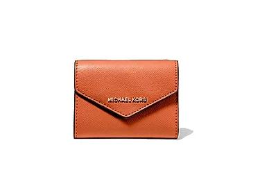 Michael Kors Crossgrain Leather Envelope Wallet
