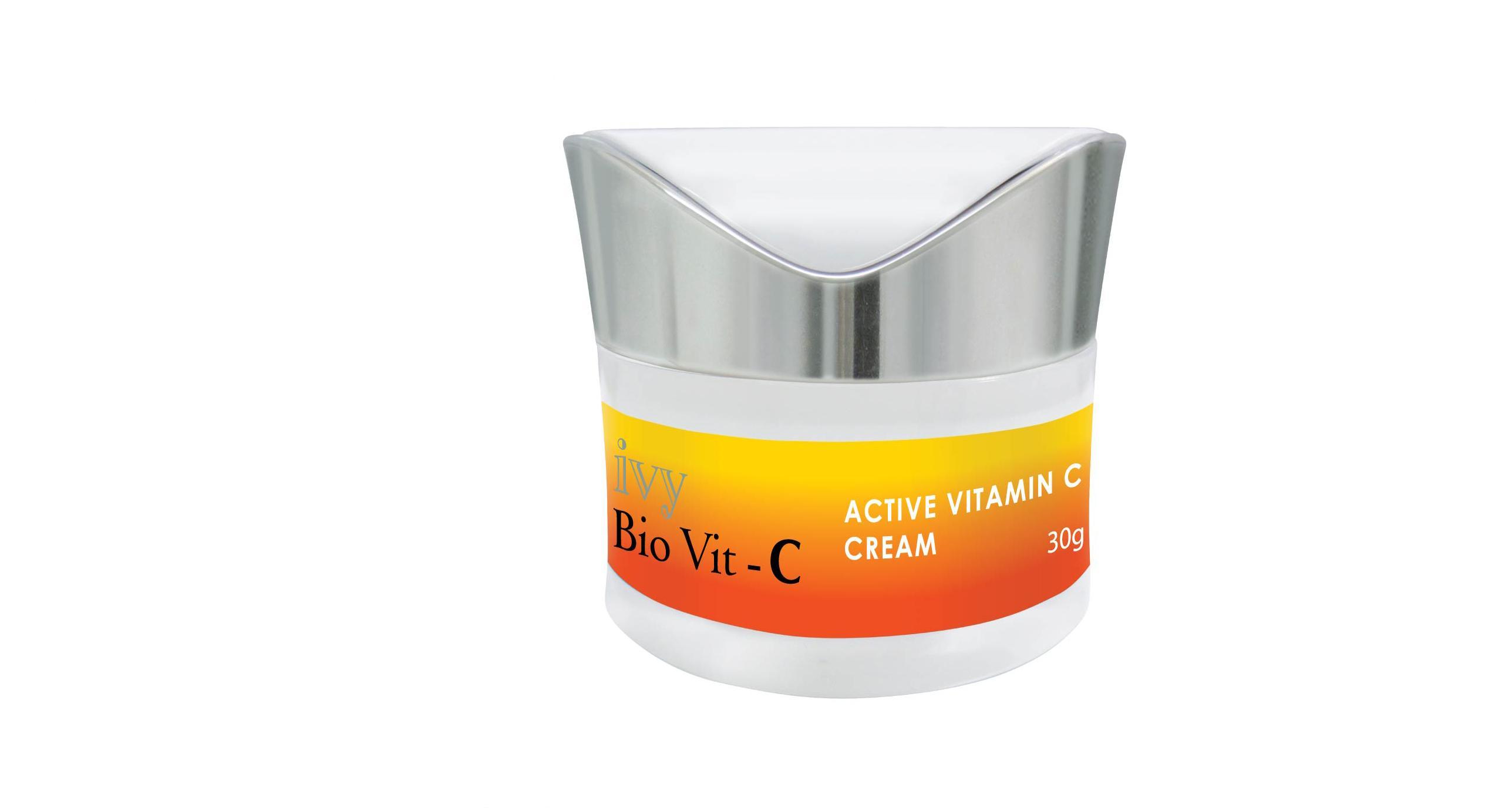 Ivy Bio Vit-C Active Vitamin C Cream (30gm)