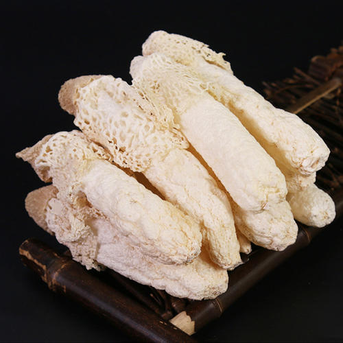 Dried Red-Tail Bamboo Fungus 1Kg Mushroom Bamboo Ginseng Veil Bacteria Bamboo Girl Beauty-Oriented Ingredients Vegetarian  红托顶级竹荪 食补养颜 四川竹笙 菌类 干货 绿色健康营养蔬菜 1公斤
