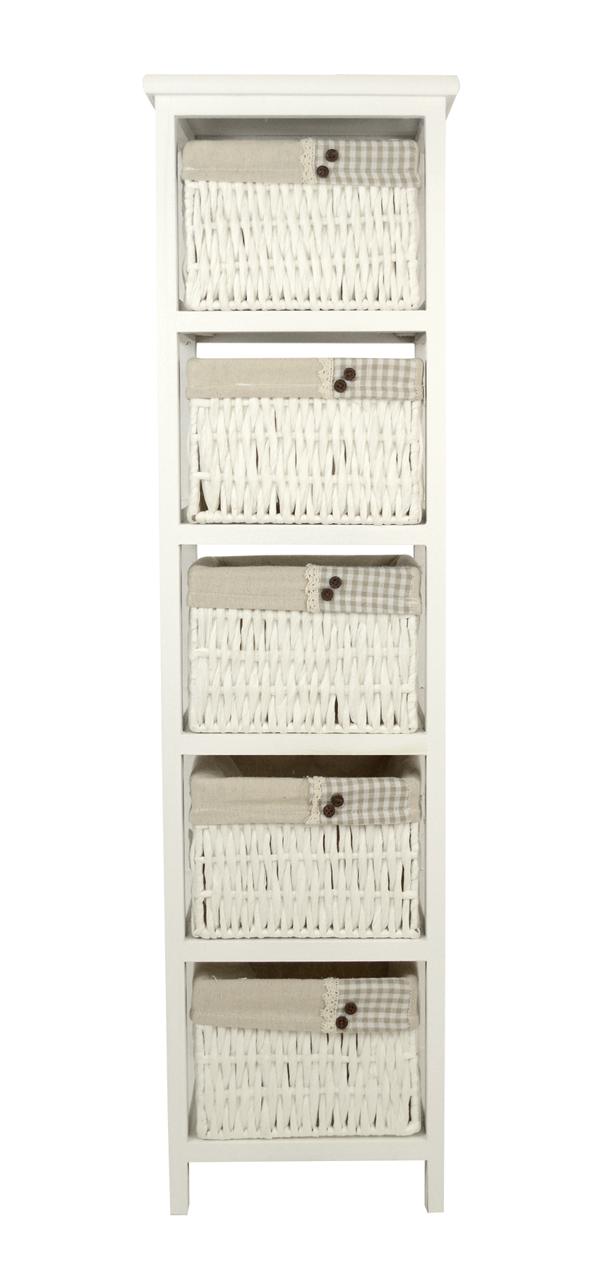 Basket Rack LM1310-5 White