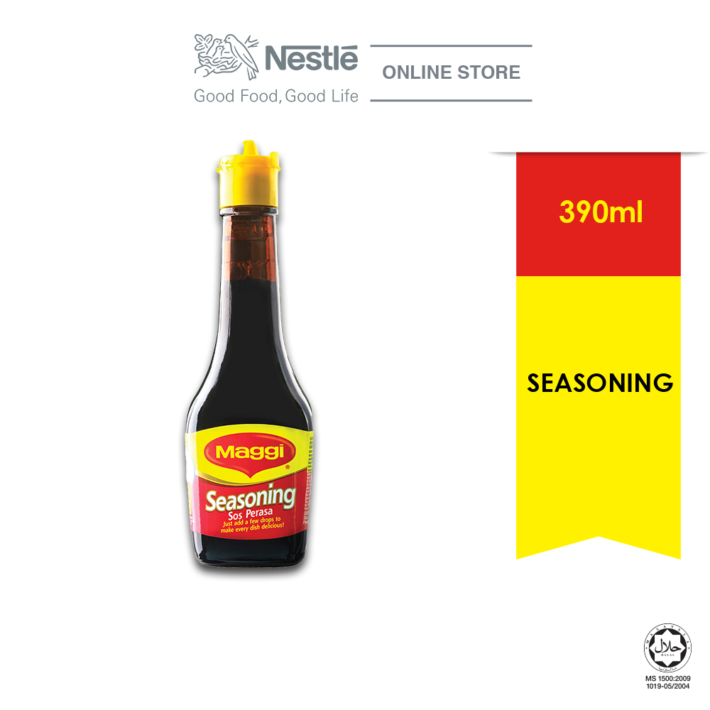 MAGGI Liquid Seasoning 390ml