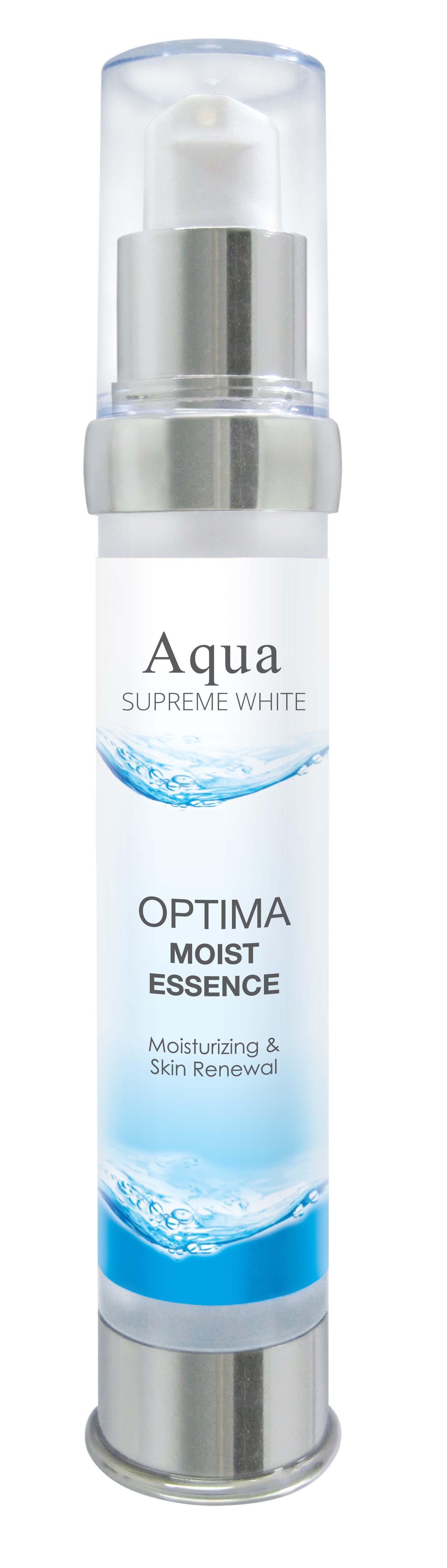 Aqua Supreme White Optima Moist Essence (30ml)