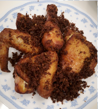 Ayam Kunyit Kelantan (4 pcs)