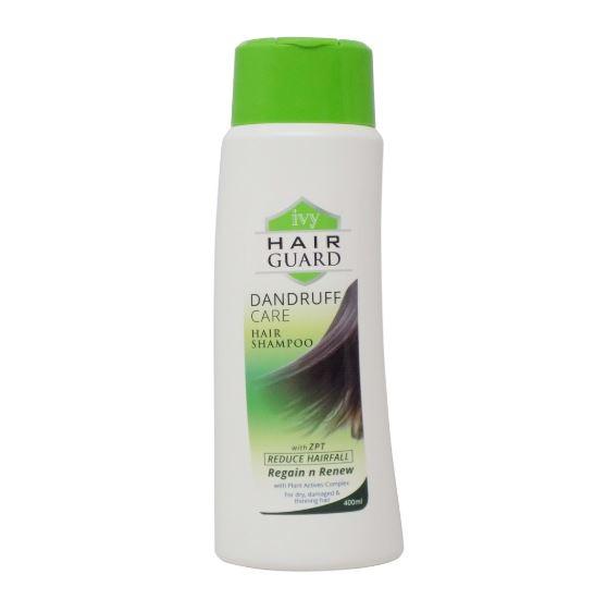 Ivy Hair Guard Anti Dandruff Hair Shampoo - Regain N Renew (400ml)