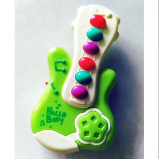 Baby Child Toy Guitar with Music 2 Mode Conversion
