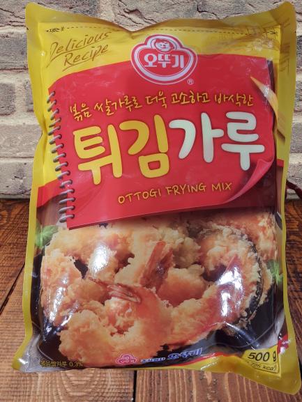 Korea Ottogi Frying Mix Powder Serbuk 500g