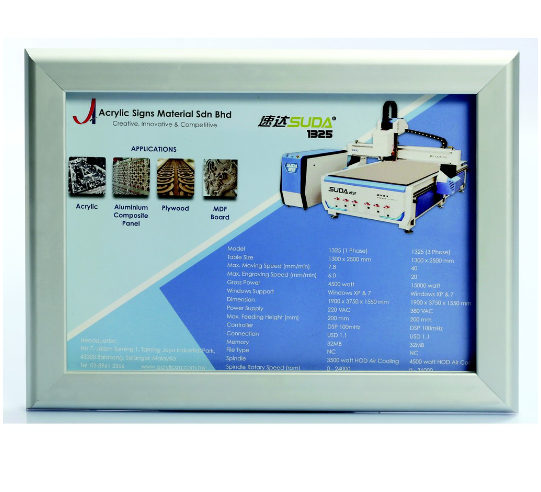 Aluminium Snap Poster Frame