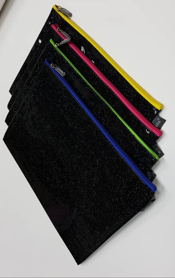 PREFIX A4 PVC ZIP BAG