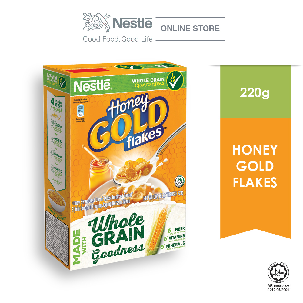 HONEY GOLD Cereal 220g