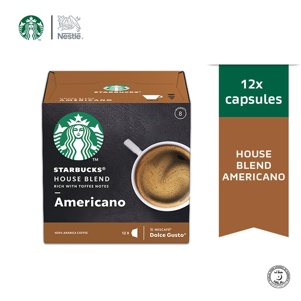 STARBUCKS Americano House Blend 102g