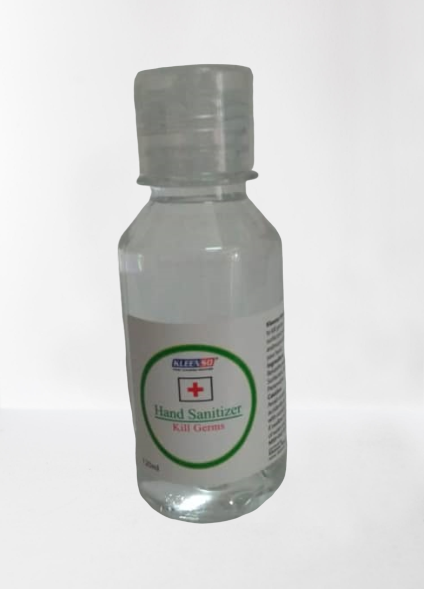 Hand Sanitizer Kill Germs (120ml)