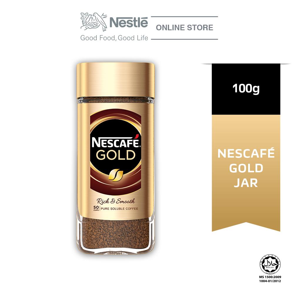 Nescafe Signature Gold Jar 100g