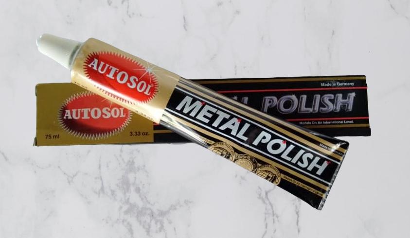 Autosol Metal Polish - 75ml