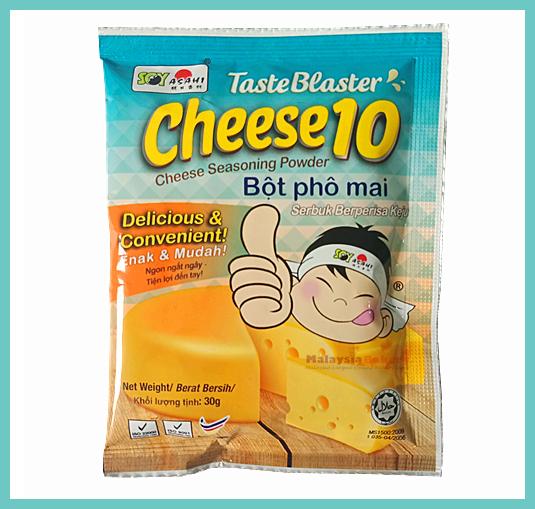Cheese Seasoning Powder Serbuk Berperisa Keju 30g
