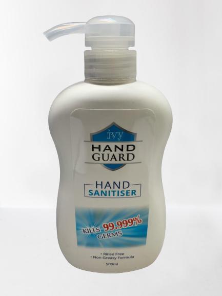 Ivy Hand Guard Hand Sanitiser (500ml)