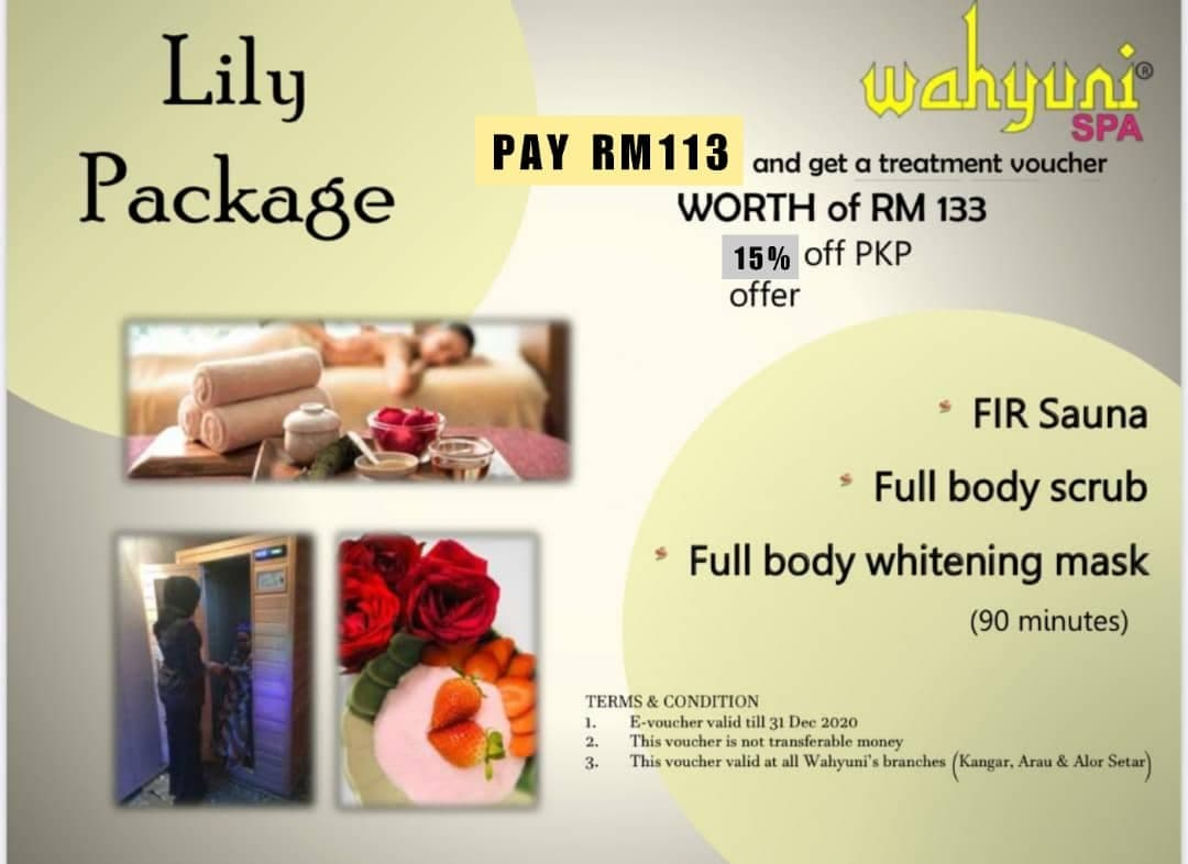 WAHYUNI BEAUTY AND MUSLIMAH SPA